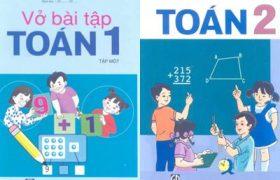 Download sách giáo khoa, vở bài tập Toán tiểu học 1, 2, 3, 4, 5