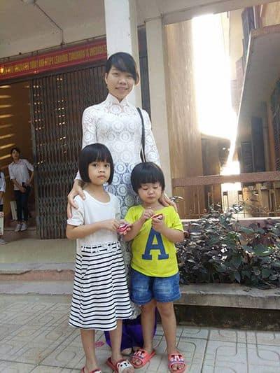 Gia sư Hóa lớp 11 cô Tạ Thị Loan