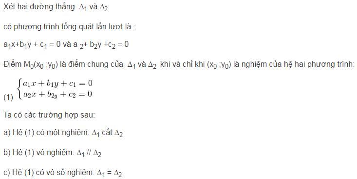 Lý thuyết phương trình đường thẳng-5