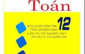 Đề kiểm tra trắc nghiệm Toán 12 - Phạm Quốc Phong