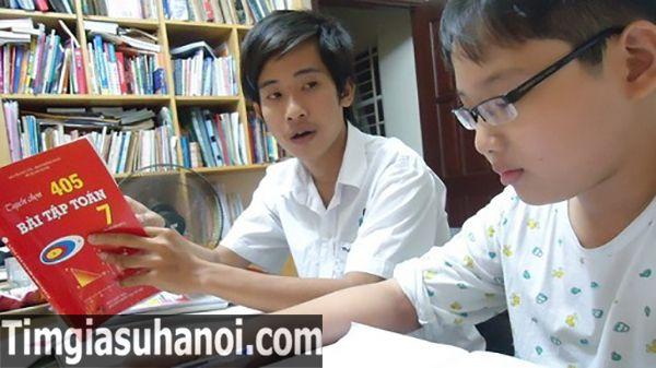 Gia sư tại quận Thanh Xuân chuyên môn giỏi, có kỹ năng sư phạm