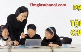 Tìm gia sư dạy kèm môn Toán tại nhà