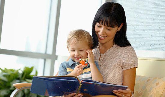 5 việc cha mẹ nên làm để giúp con phát triển vốn từ vựng-1