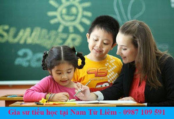 Gia sư tiểu học tại Quận Nam Từ Liêm – Hà Nội