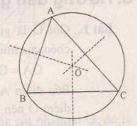 Định nghĩa đường tròn, tính chất của đường tròn-2