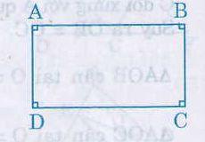 Định nghĩa, tính chất hình chữ nhật-1