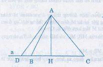 Quan hệ giữa đường vuông góc và đường xiên, đường xiên và hình chiếu-2
