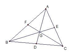 Tính chất ba đường trung tuyến của tam giác-1