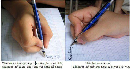 5 quy tắc chuẩn dạy con viết chữ đẹp trước khi vào lớp 1-1