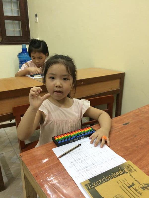 Khóa học bàn tính và số học IQ tại thành phố Nam Định-10