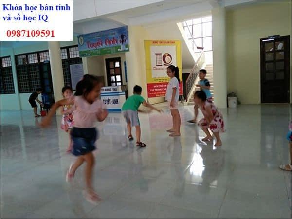 Khóa học bàn tính và số học IQ tại thành phố Nam Định-12
