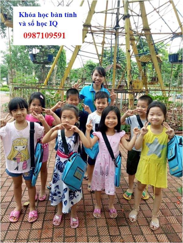 Khóa học bàn tính và số học IQ tại thành phố Nam Định-13