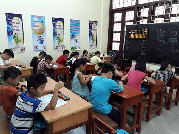 Khóa học bàn tính và số học IQ tại thành phố Nam Định-2