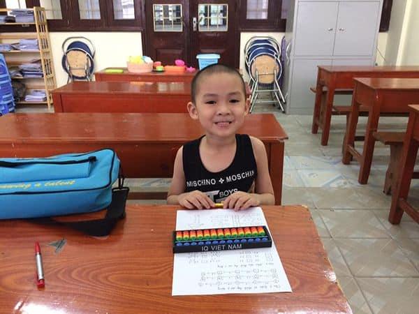 Khóa học bàn tính và số học IQ tại thành phố Nam Định-7