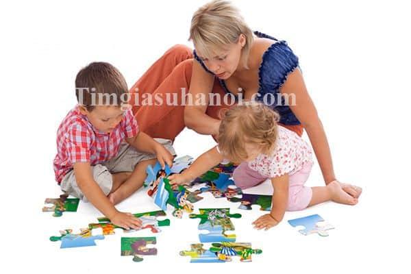 Phát triển thể chất và trí tuệ cho trẻ theo hướng hiện đại-1