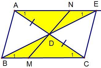 Ví dụ cách chứng minh hai tam giác bằng nhau-4