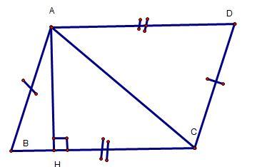 Ví dụ cách chứng minh hai tam giác bằng nhau-8