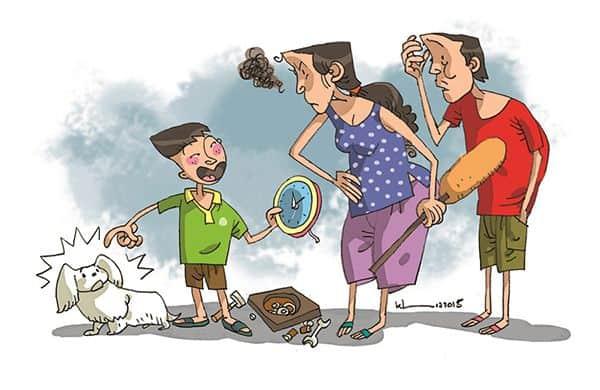 Cha mẹ cần làm gì khi con nói dối?