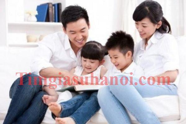 Cha mẹ hãy hình thành thói quen đọc sách cho con từ bé-1