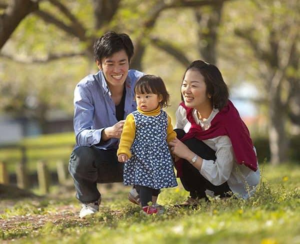 Học người Nhật cách dạy con không cần roi vọt-1