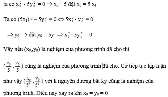Một số phương pháp giải phương trình nghiệm nguyên-4
