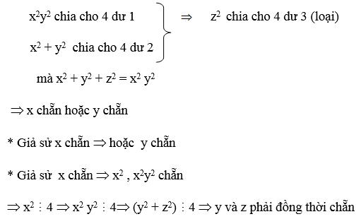 Một số phương pháp giải phương trình nghiệm nguyên-5