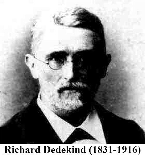 Tiểu sử nhà Toán học Richard Dedekind