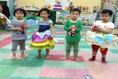 Biện pháp giúp trẻ mẫu giáo 3 - 4 tuổi tích cực tham gia hoạt động âm nhạc-10