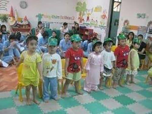 Biện pháp giúp trẻ mẫu giáo 3 - 4 tuổi tích cực tham gia hoạt động âm nhạc-13
