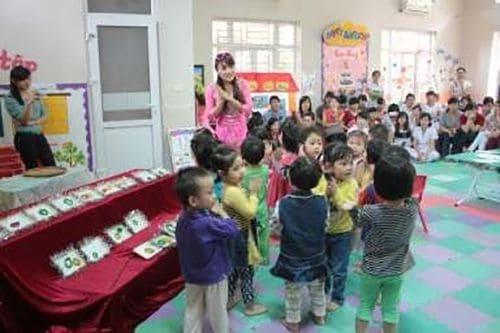 Biện pháp giúp trẻ mẫu giáo 3 - 4 tuổi tích cực tham gia hoạt động âm nhạc-14