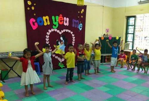Biện pháp giúp trẻ mẫu giáo 3 - 4 tuổi tích cực tham gia hoạt động âm nhạc-19