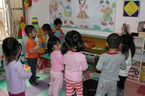 Biện pháp giúp trẻ mẫu giáo 3 - 4 tuổi tích cực tham gia hoạt động âm nhạc-2