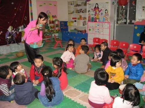Biện pháp giúp trẻ mẫu giáo 3 - 4 tuổi tích cực tham gia hoạt động âm nhạc-23
