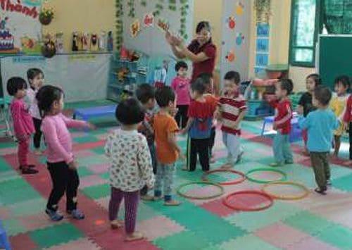 Biện pháp giúp trẻ mẫu giáo 3 - 4 tuổi tích cực tham gia hoạt động âm nhạc-25