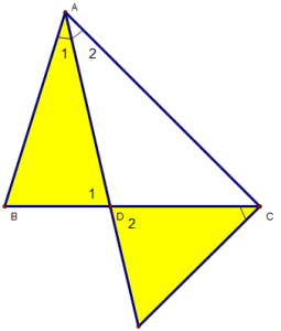 Cách chứng minh hai tam giác đồng dạng và ứng dụng-2
