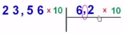 Cách chia một số thập phân cho một số thập phân - Toán lớp 5