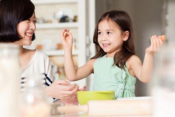 Phương pháp dạy trẻ 3-4 tuổi tư duy của bố mẹ Nhật-1