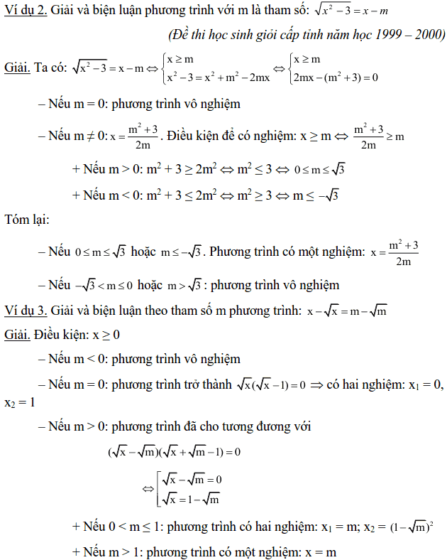 Một số phương pháp giải phương trình vô tỉ-11