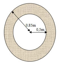 27 bài toán về hình tròn cho học sinh lớp 5