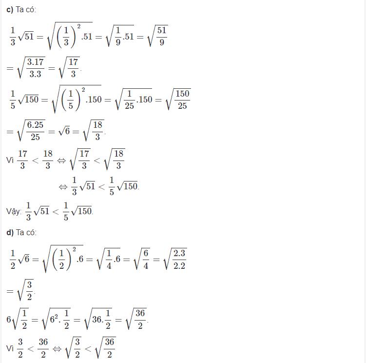Cách rút gọn biểu thức chứa căn thức bậc hai-5