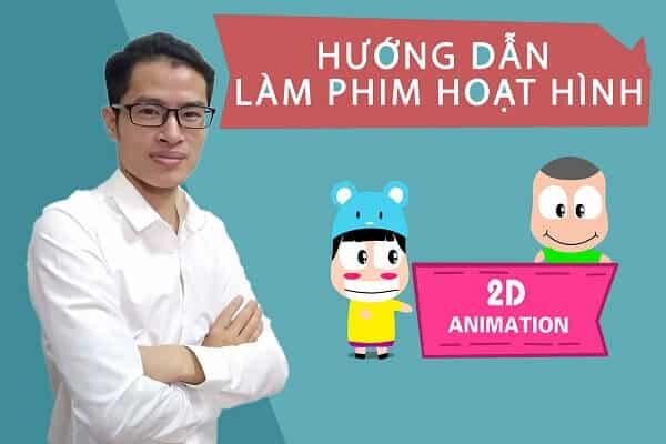 Khóa học Làm phim hoạt hình 2D bằng phần mềm Moho