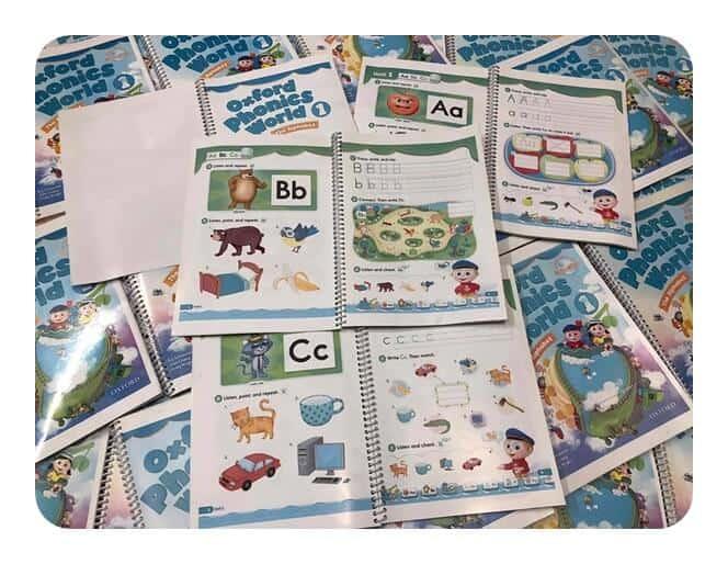 Chia sẻ file nghe mp3 các bộ sách tiếng Anh tiểu học-3