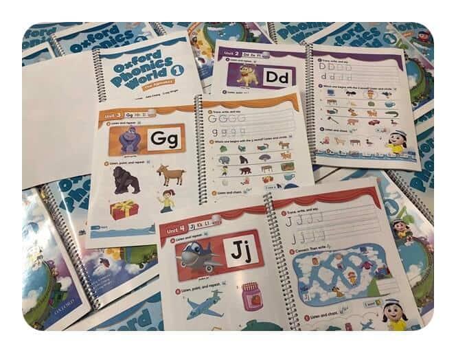Chia sẻ file nghe mp3 các bộ sách tiếng Anh tiểu học-4