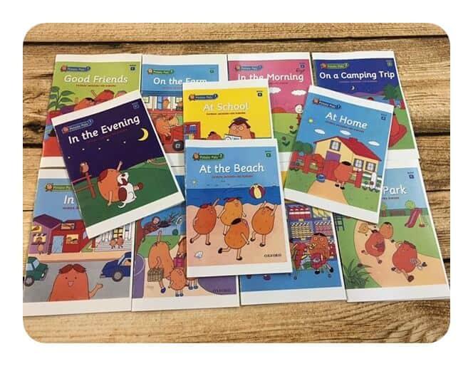 Chia sẻ file nghe mp3 các bộ sách tiếng Anh tiểu học-5