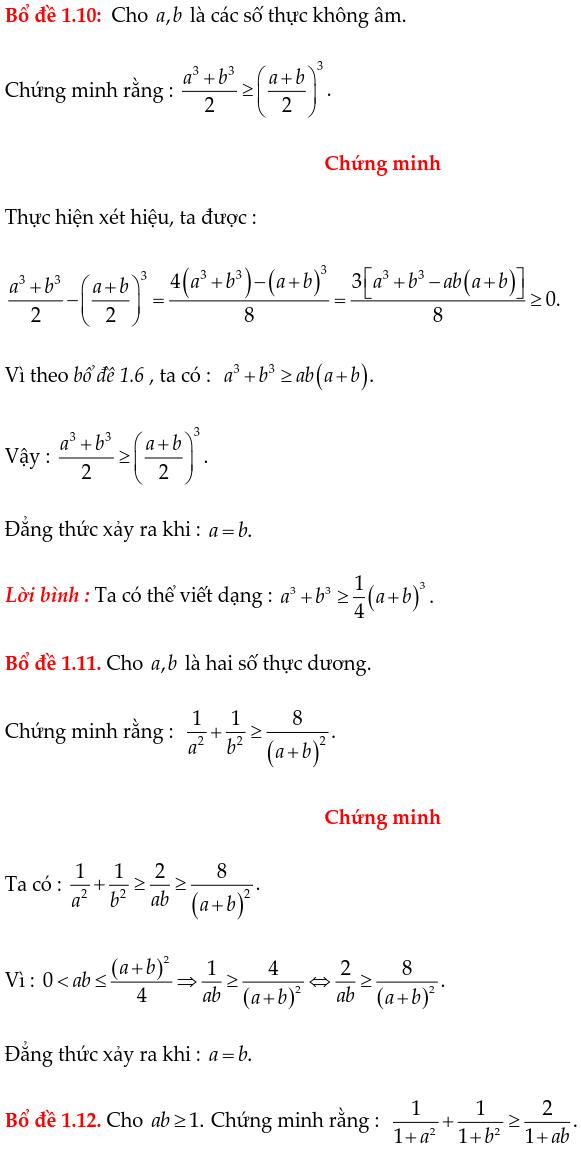 Các bổ đề thường dùng chứng minh bất đẳng thức-5