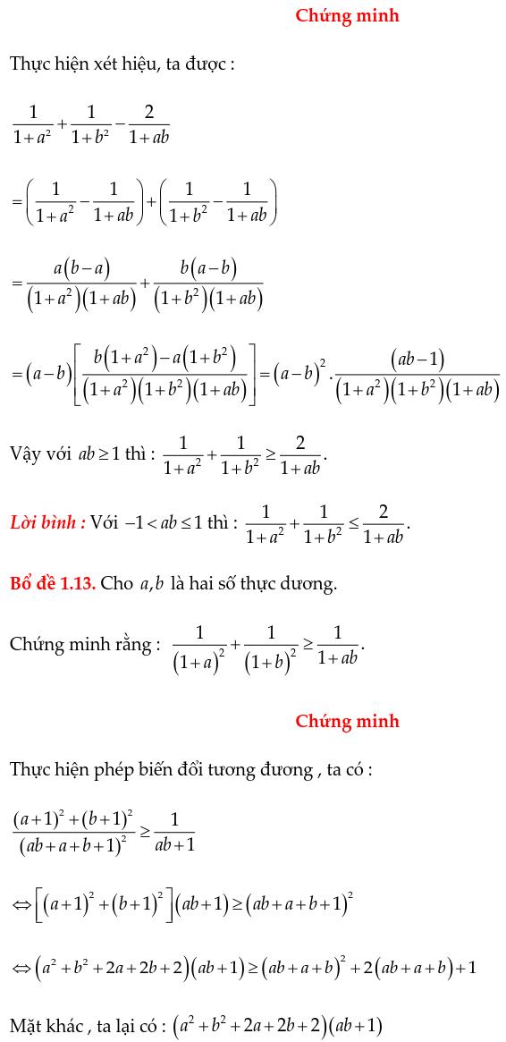 Các bổ đề thường dùng chứng minh bất đẳng thức-6