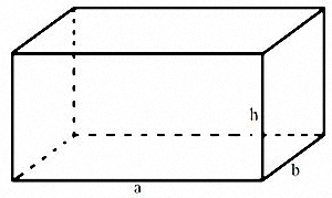 Cách tính diện tích xung quanh, diện tích toàn phần, thể tích của hình hộp chữ nhật, hình lập phương