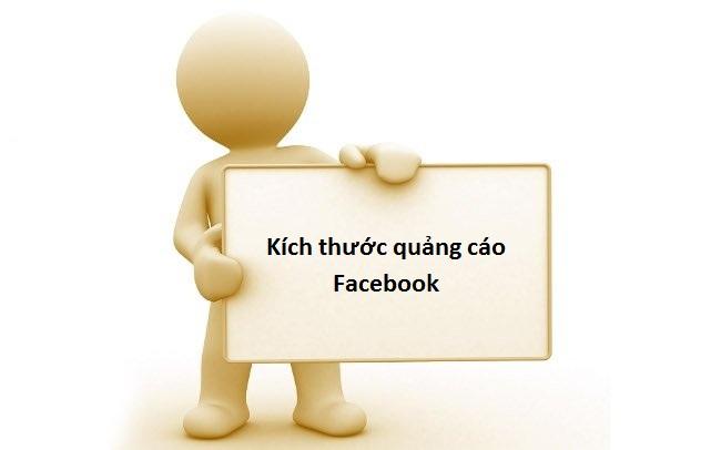 Kích thước quảng cáo Facebook